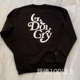 Supreme - 24時間限定 girls don't cry careering トレーナー