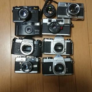 富士フイルム - ジャンクカメラ セット 9点