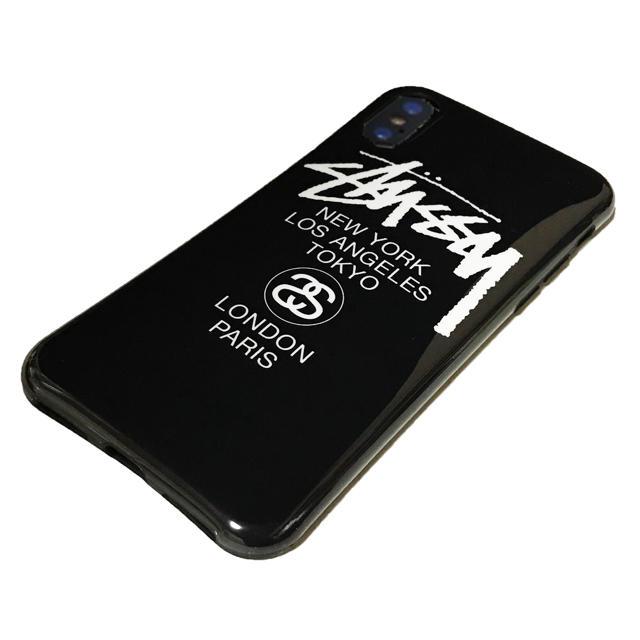 STUSSY(ステューシー)のiPhoneX iPhoneXS ケース STUSSY ステューシー スマホ/家電/カメラのスマホアクセサリー(iPhoneケース)の商品写真