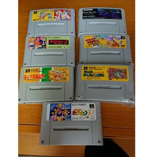 任天堂 - スーパーファミコン ソフト