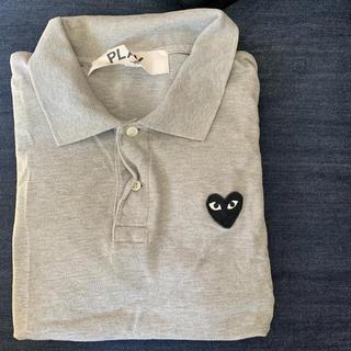 コムデギャルソン(COMME des GARCONS)のcomme des garçons ポロシャツ(Tシャツ/カットソー(半袖/袖なし))