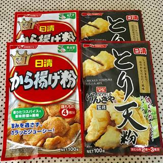 ニッシンセイフン(日清製粉)の日清製粉◆から揚げ粉(調味料)