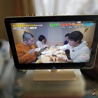 AQUOS - AQUOS19インチ液晶テレビ