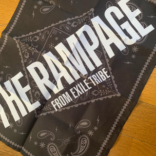 THE RAMPAGE - THE RAMPAGE バンダナ