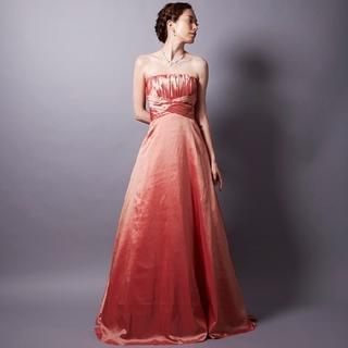AIMER - ドレスルームアミ/シンプルタフタステージドレス