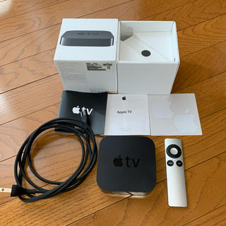 Apple - ★ Apple TV 第3世代  A1427 ★ アップルTV 箱付き