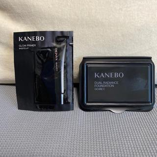 カネボウ(Kanebo)のKANEBO カネボウ ファンデーション・下地 サンプル セット(ファンデーション)