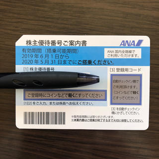 ANA(全日本空輸) - ANA(全日本空輸)株主優待券