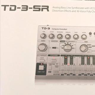 TD-3-SR 3台(音源モジュール)