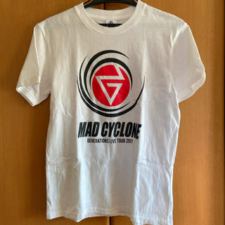 GENERATIONS - GENERATIONS MADCYCLONE Tシャツ