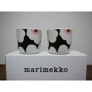 marimekko - マリメッコ ウニッコ ラテマグ 2個 新品