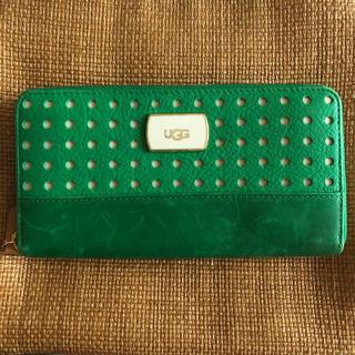 アグ(UGG)のUGG 長財布 新品未使用(財布)