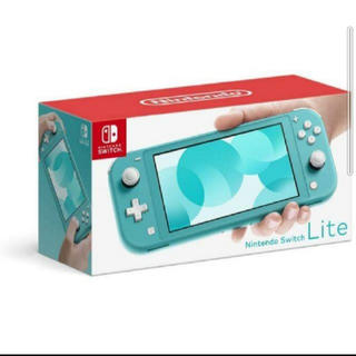 Nintendo Switch - Nintendo Switch  Lite ターコイズ