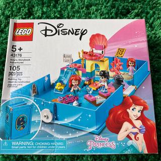 レゴ(Lego)のレゴ(LEGO) ディズニープリンセス アリエルのプリンセスブック 43176(積み木/ブロック)