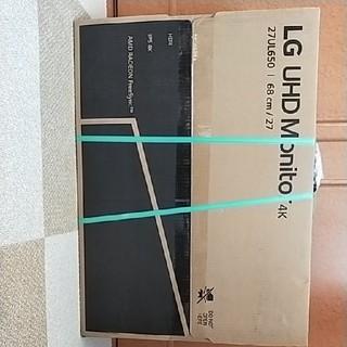 LG Electronics - 新品 LG 27UL650 W 4K