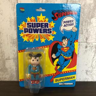 MEDICOM TOY - BE@RBRICK スーパーマン 裏HERO ベアブリック シリーズ21 新品