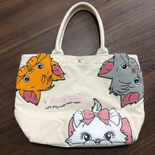 Disney - ディズニーストア マリーちゃん トートバッグ