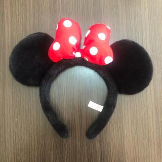 Disney - ミニーカチュウシャ