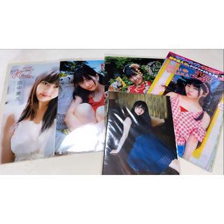 エイチケーティーフォーティーエイト(HKT48)のHKT48 田中美久 クリアファイル&ポスター(女性タレント)