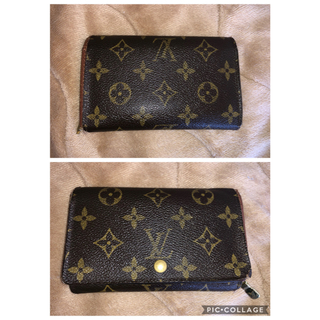 LOUIS VUITTON - LOUIS VITTON  財布 難有