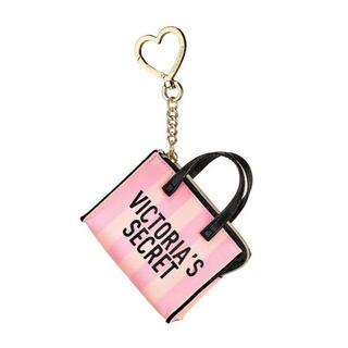 Victoria's Secret - ヴィクトリアシークレット キーホルダー バッグ型 新品