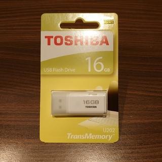 トウシバ(東芝)の東芝 USBメモリー16GB(PC周辺機器)