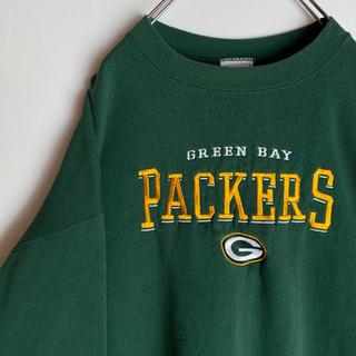 リー(Lee)のグリーンベイ パッカーズ スウェット Green Bay Packers(スウェット)