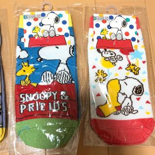 SNOOPY - スヌーピー靴下