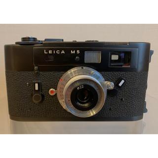 LEICA - Leica (ライカ) M5 ブラック ボディのみ