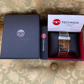 TECHNOS - 腕時計 TECHNOS 保証書付き テクノス