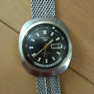 セイコー(SEIKO)のセイコー5126-6020(腕時計(アナログ))
