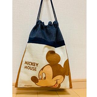 ディズニー(Disney)のミッキー 体操服入れ(体操着入れ)