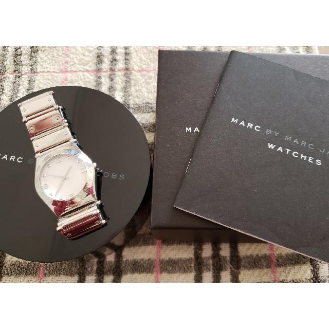 セイコー コピー 白河 - MARC BY MARC JACOBS - 【新品電池交換済み】 MARC 腕時計 レディース マークジェイコブス シルバーの通販