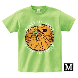 アルマジロトカゲTシャツ(Mサイズ)(Tシャツ/カットソー(半袖/袖なし))