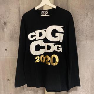 コムデギャルソン(COMME des GARCONS)のCDG クリスマス限定ロンT (Tシャツ/カットソー(七分/長袖))