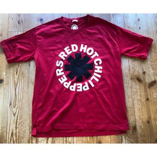 GU - Tシャツ GUで購入 red hot chili peppers サイズL
