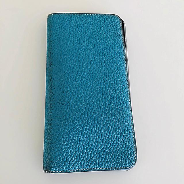 Hermes - ボナベンチュラ bonaventura iPhone XS MAX ケース 手帳の通販