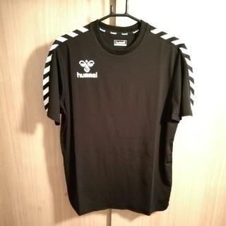 ヒュンメル(hummel)の新品 hummel トレーニングウェア(Tシャツ/カットソー(半袖/袖なし))