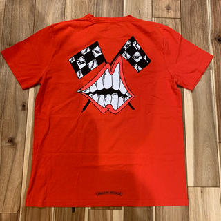 Chrome Hearts - 新品 レア クロムハーツ matty boy Tシャツ レッド サイズL