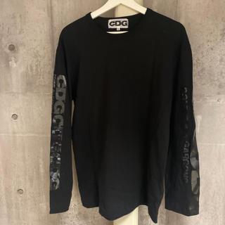 コムデギャルソン(COMME des GARCONS)のCDG blackロンT(Tシャツ/カットソー(七分/長袖))