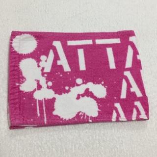 AAA - AAA 10th マフラータオル 桃