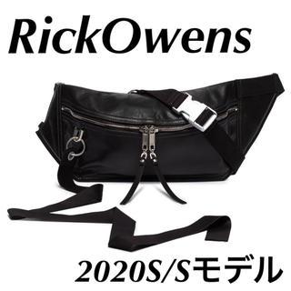 Rick Owens - 新品 Rick Owens リックオウエンス レザー クロスボディバッグ