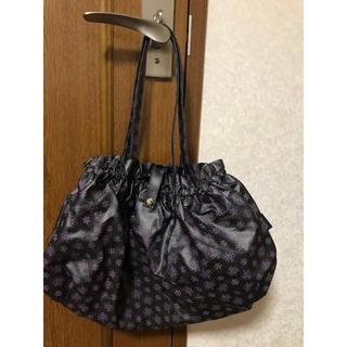 ヤマトヤ(大和屋)のヤマト屋 ちょっとおでかけ軽量バッグ 美品(トートバッグ)
