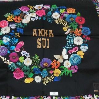 ANNA SUI - ♥️早い者勝ち♥️ANNA SUI レア柄大判ハンカチ