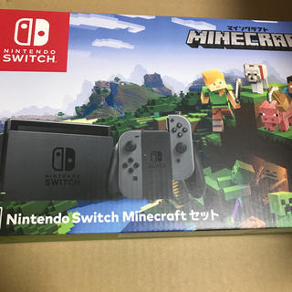 Nintendo Switch - Nintendo Switch Minecraftセット 新品 未開封