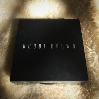ボビイブラウン(BOBBI BROWN)のBOBBI BROWN シマーブリックコンパクト アイシャドウ/フェイスパウダー(アイシャドウ)