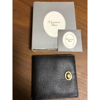 クリスチャンディオール(Christian Dior)のクリスチャンディオール (折り財布)