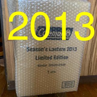 コールマン(Coleman)のコールマン シーズンズランタン2013 未開封新品(ライト/ランタン)