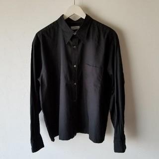 コムデギャルソン(COMME des GARCONS)のコム・デ・ギャルソンオム コットンシャツ(シャツ)