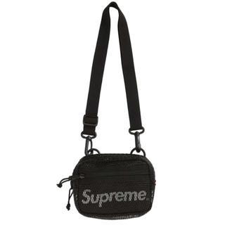 Supreme -  supreme 20ss shoulder bag 黒